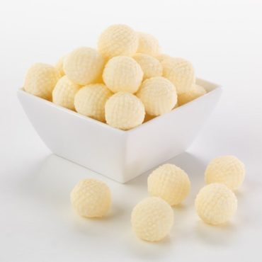 Here at Creekside™, our Premium Balls are made from fresh, high-quality sweet cream butter, featuring a smooth, velvety texture and a delicate, pleasing taste.  Ingredients: Sweet cream, salt Allergens: Milk